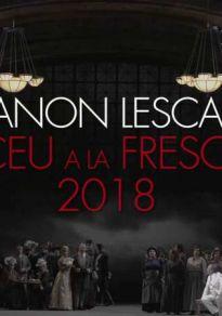 Cartel de la película Opera Manon - Gran Teatro del Liceu