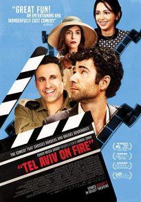 Cartel de la película Todo pasa en Tel Aviv
