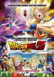 Cartel de la película Dragon Ball Z: Battle of Gods