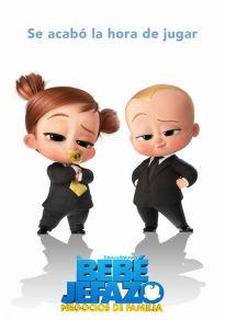 Cartel de la película Bebé Jefazo: Negocios de Familia