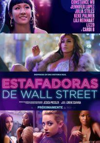 Cartel de la película Estafadoras de Wall Street