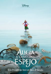 Cartel de la película Alicia a través del espejo