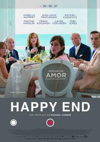 Cartel de la película Después de amor
