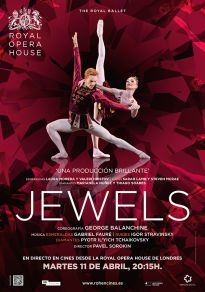 Jewels - Ballet Directo ROH