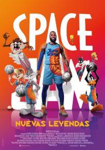 Cartel de la película Space jam: Nuevas Leyendas