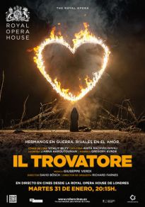 Il Trovatore, Verdi (cine)