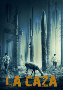 Cartel de la película La caza (The hunt)