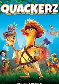 Cartel de la película Quackers