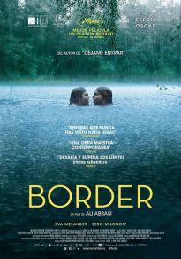 Cartel de la película Border