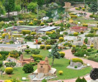 Entrada a Catalunya en Miniatura