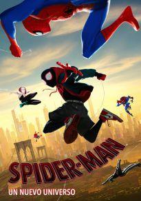 Cartel de la película Spider-Man: Un nuevo universo