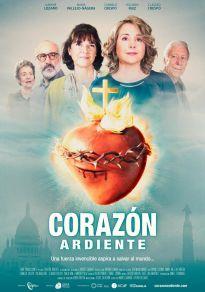 Cartel de la película Corazón ardiente