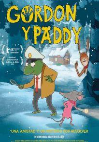 Cartel de la película Gordon y Paddy