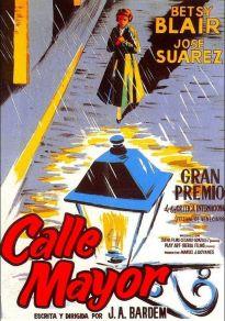 Cartel de la película Calle mayor