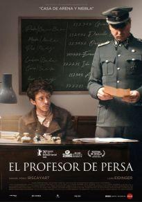 Cartel de la película El profesor de persa