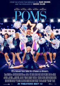 Cartel de la película Mejor que nunca (Poms)