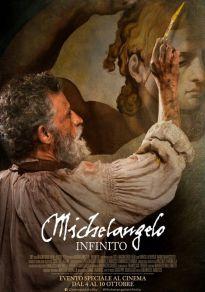Cartel de la película Michelangelo Infinito