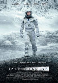 Cartel de la película Interstellar