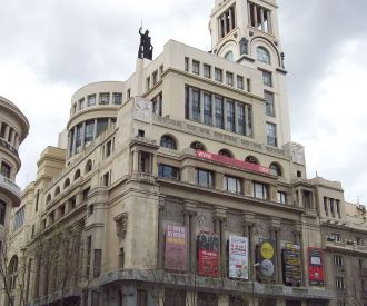 Cine Estudio - Círculo de Bellas Artes