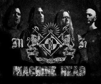 Entradas para Machine Head