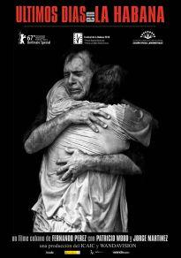 Cartel de la película Últimos días en La Habana