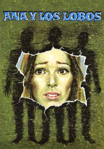 Cartel de la película Ana y los lobos