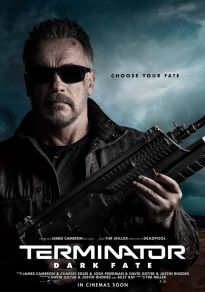 Cartel de la películaTerminator: Destino oscuro