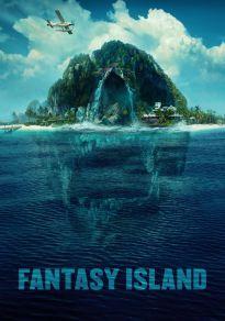 Cartel de la película Fantasy Island