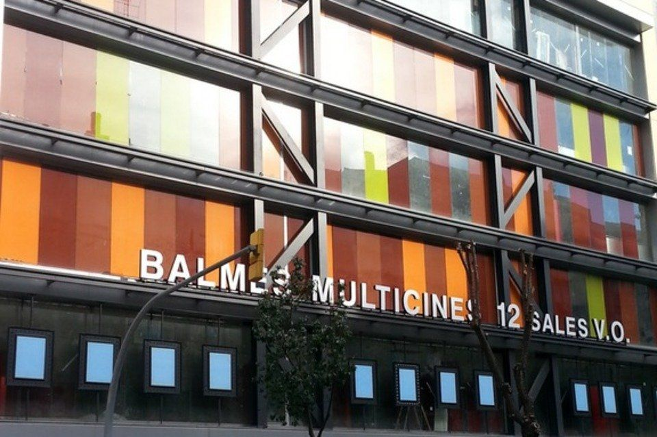 Cartelera del cine balmes multicines v o barcelona Cartelera de cine barcelona