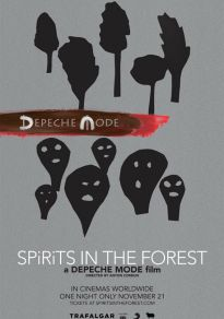 Cartel de la película Depeche Mode: Spirits in the Forest