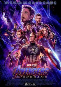 Cartel de la película Vengadores: Endgame