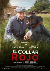 Cartel de la película El collar rojo