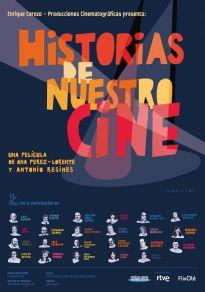 Cartel de la película Historias de nuestro cine