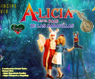Alicia en el País de las Maravillas, el musical- La Maquineta