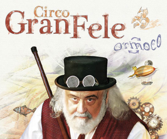 Circo Gran Fele-background