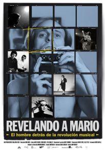 Cartel de la película Revelando a Mario