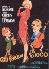 Cartel de la película Con faldas y a lo loco