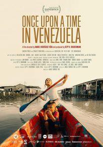 Cartel de la película Érase una vez en Venezuela