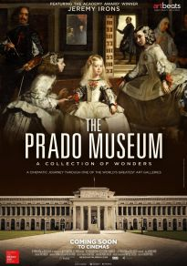 Cartel de la película Pintores y Reyes del Prado