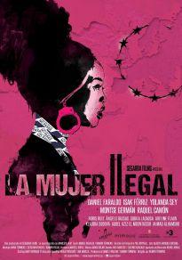 Cartel de la película La mujer ilegal