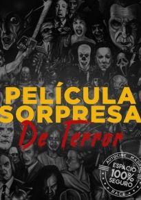 Cartel de la película Película Sorpresa de Terror - Especial 80`s