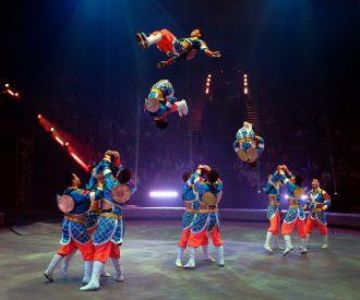 Festival Internacional del Circo Elefante de Oro