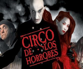 Entradas Circo De Los Horrores Comprar Entradas Taquilla Com