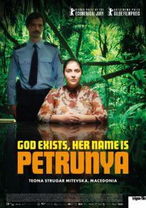 Cartel de la película Dios es mujer y se llama Petrunya