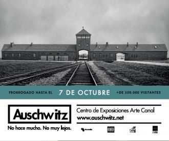 Entradas para Exposición Auschwitz