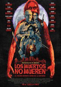 Cartel de la película Los muertos no mueren