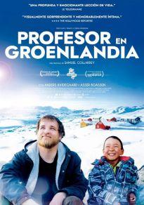 Cartel de la película Profesor en Groenlandia