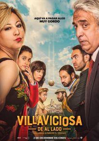 Cartel de la película Villaviciosa de al lado