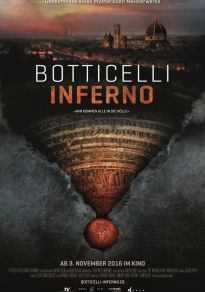 Cartel de la película Boticelli, Inferno - Documental de arte - Documental de arte