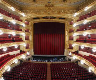 Visita Express Gran Teatre del Liceu